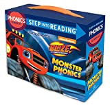 Download Monster Phonics (Blaze and the Monster Machines) (Step into Reading) in PDF ePUB Free Online
