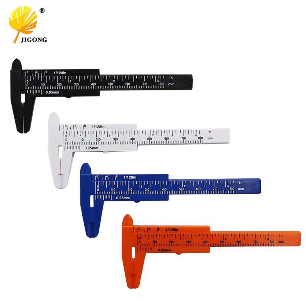 Mini calibro a corsoio 0-80mm ad alta precisione Zantec Strumento di misura per studenti