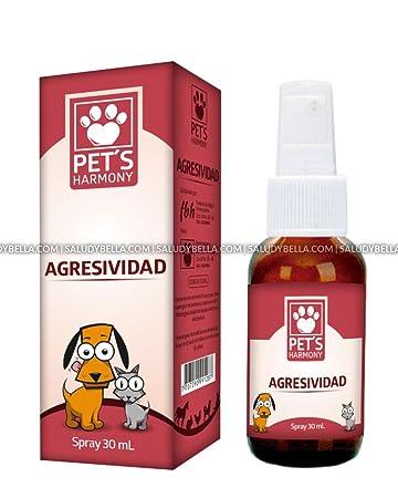 Amazon.com : Harmony Floral Essence Orally Aggressive Pets Spray to Treat Emotional Imbalances in Pets Esencia Floral Via Oral para Mascotas Agresivas ...