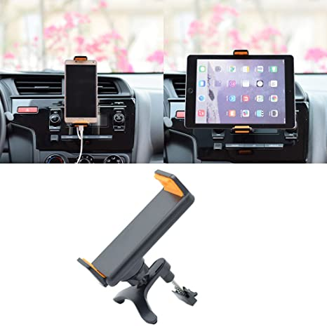info for 5a262 de022 Car holder,NNDA CO Universal 360 Degree Rotating Car Air Vent Mount Holder  Stand For iPhone iPad GPS Xiaomi Samsung LG Tablet 4-10 Inch, ABS