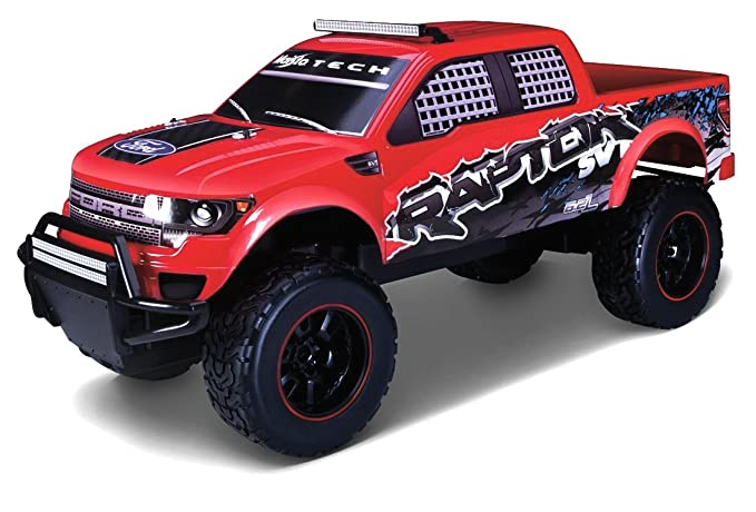 Amazoncom Maisto Tech Rc 2014 Ford F 150 Raptor Colors