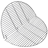 Sunnydaze Foldable Chrome Plated Cooking Grate, 36 Inch Diameter
