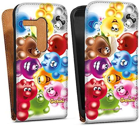 Bolsa Motorola Moto G Downflip Blanco - Gelini - Maisto: Amazon.es ...
