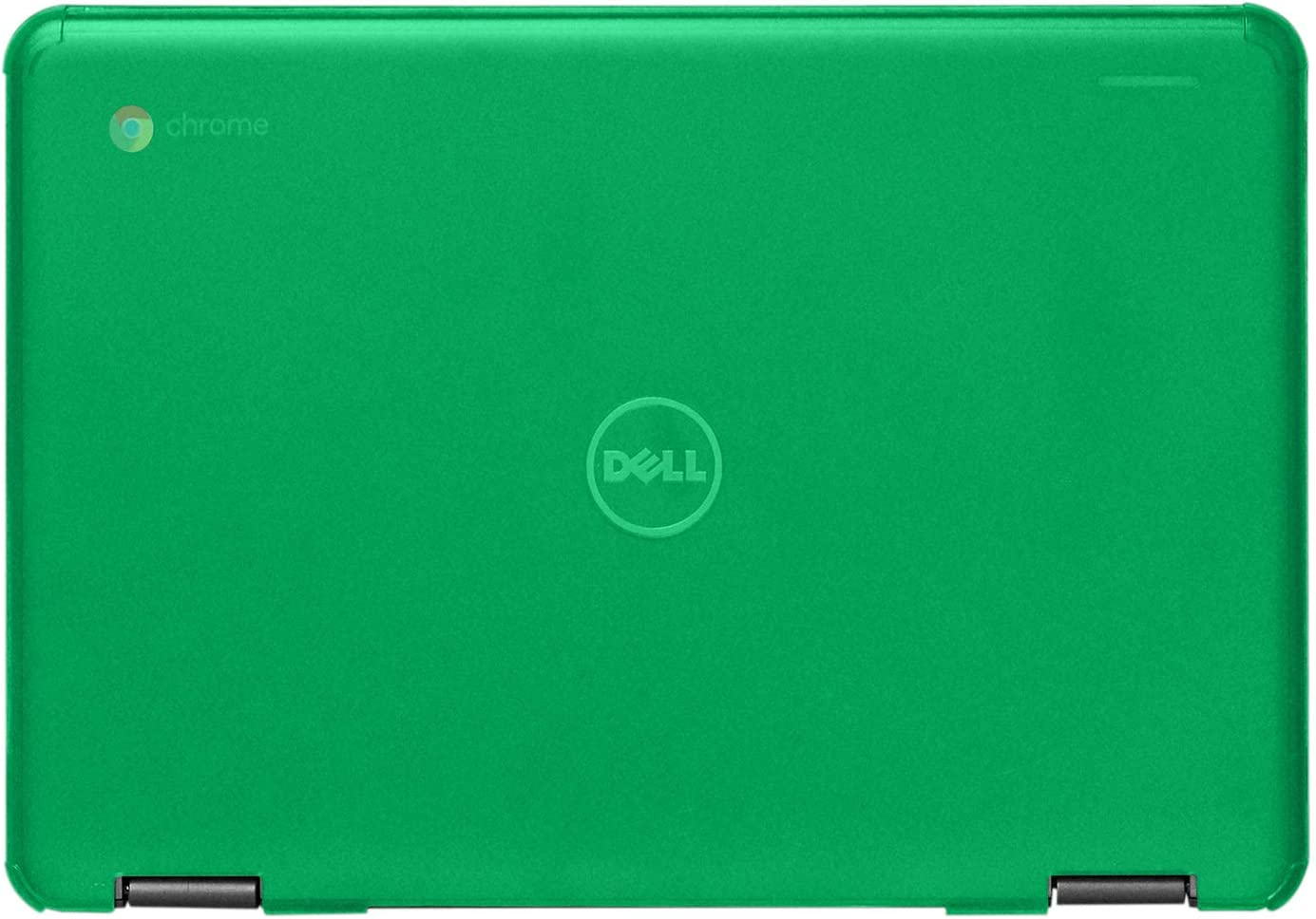 "mCover Hard Shell Case for 11.6"" Dell Chromebook 11 3181 2-in-1 Series Laptop (NOT Compatible with 210-ACDU / 3120/3180 / 3189/5190 Series) - Dell-C11-3181 Green"