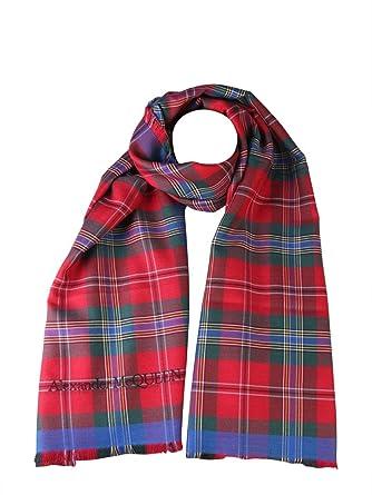 comprare popolare e7313 dc15b Alexander McQueen Luxury Fashion Uomo 5728174945Q6466 Rosso ...