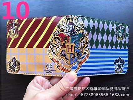 Spot Harry Potter - Monedero con Insignia de la Escuela de ...