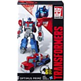 "TRANSFORMERS Optimus Prime 11"" Converting Robot Figure - Generations - Kids Toys - Ages 6+"