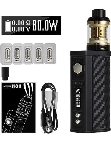 VOVCIG Cigarrillo Electronico Starter Set H80 E-Cig Vapor E Cig Mod Kit 80W Box