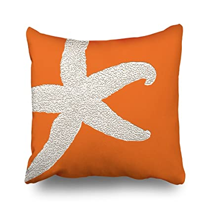 Amazon Pakaku Throw Pillows Covers For CouchBed 40 X 40 Inch Fascinating Bright Orange Decorative Pillows