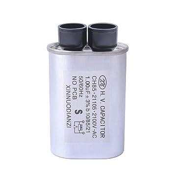 WB27X10011 condensador microondas compatible con GE RCA Hotpoint ...