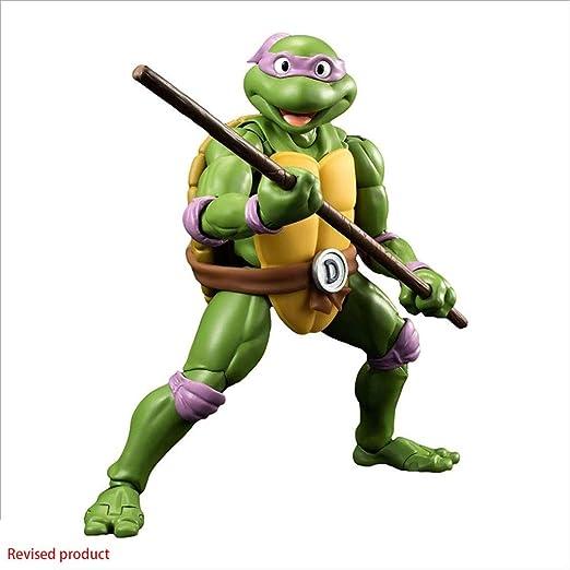 Yang baby Figura de acción de Donatello Tortugas Ninja ...
