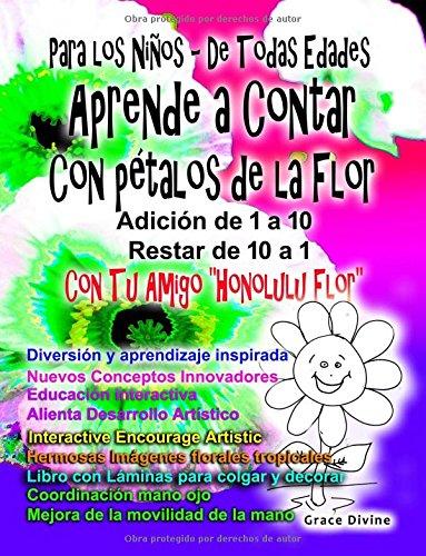Descargar Libro Para Los Niños - De Todas Edades Aprende A Contar Con Pétalos De La Flor Adición De 1 A 10 Restar De 10 A 1 Con Tu Amigo