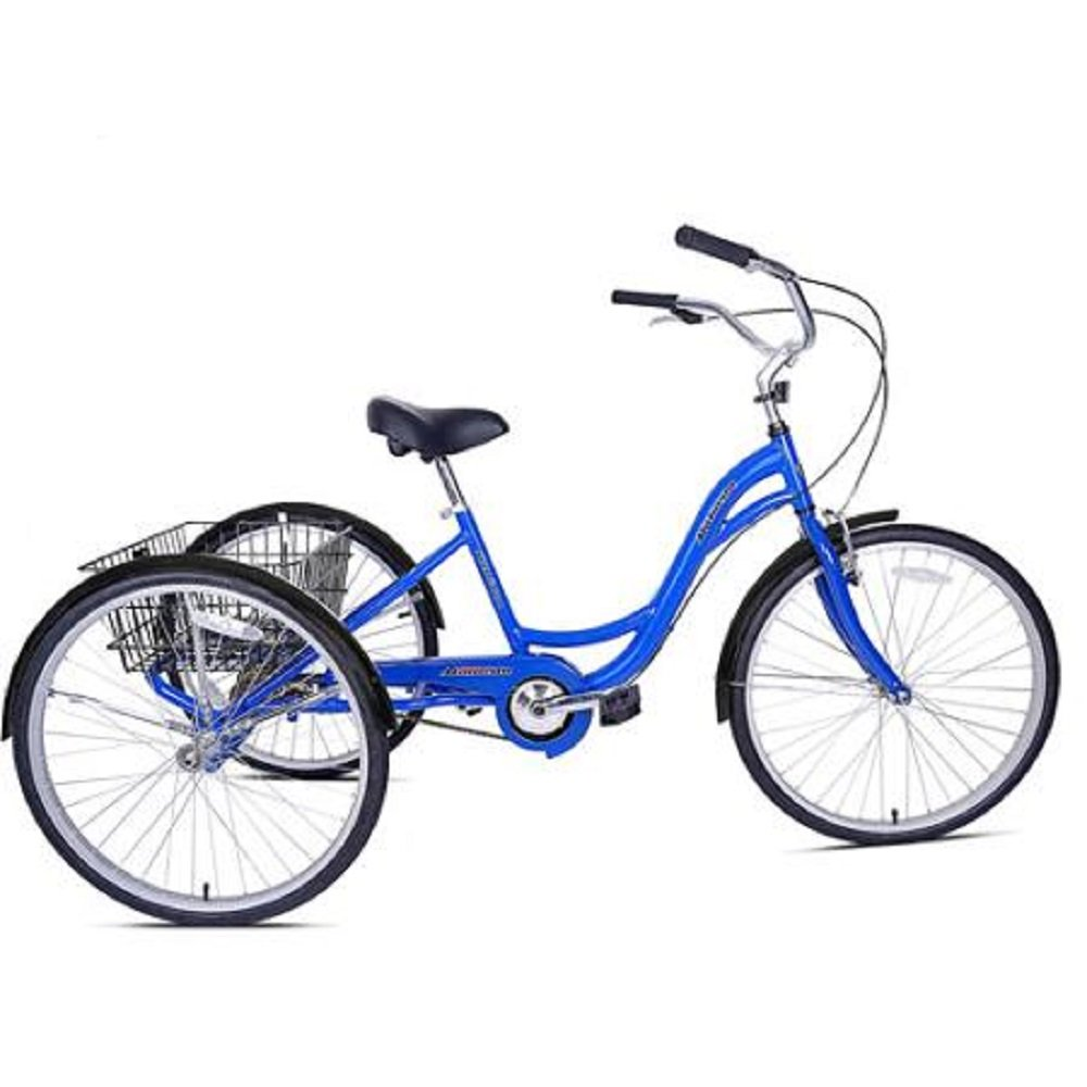 26 Kent Alameda Adult Tricycle Easy Riding On Smooth Surfaces Aluminum by Kent B00WUPPX8W