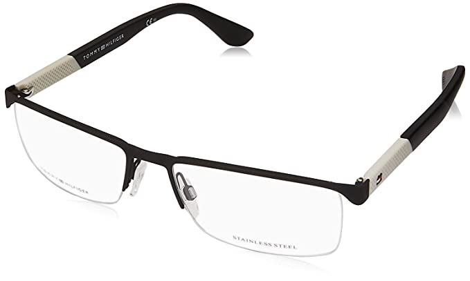 bb5672ba8d1 Image Unavailable. Image not available for. Color: Eyeglasses Tommy  Hilfiger Th 1562 0003 ...