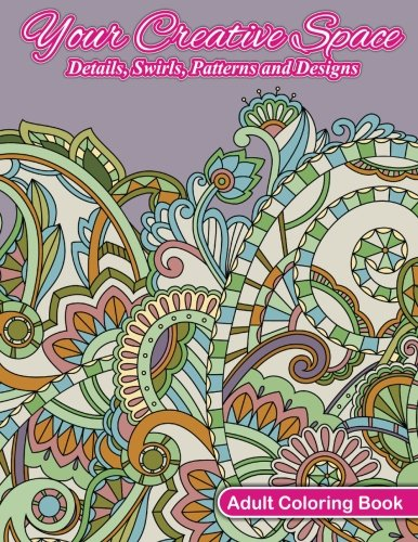 Creative Details Patterns Designs Coloring product image