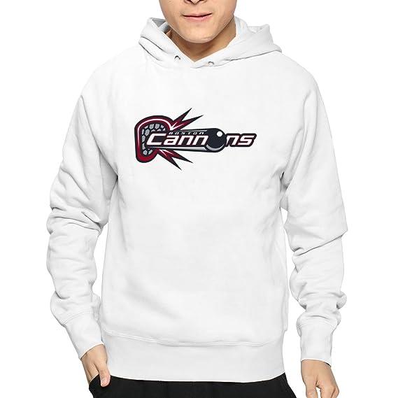 zhengaimei macho Boston cañones Logo 100% algodón Sudaderas con capucha camisetas: Amazon.es: Hogar