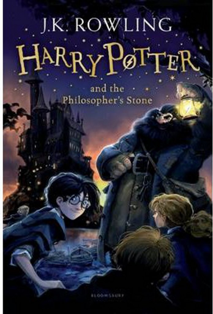 Download Harry Potter and the Philosopher's Stone ebook