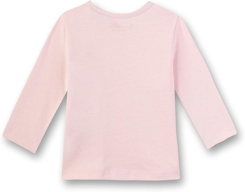 Sanetta Baby-M/ädchen Fiftyseven Langarmshirt
