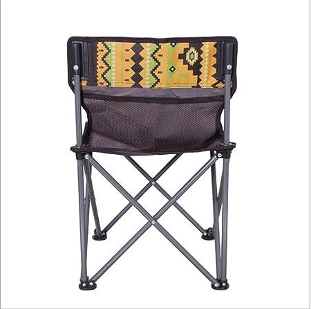 WOYQS Silla Camping Taburete de Camping Plegable Mesa y Silla de ...