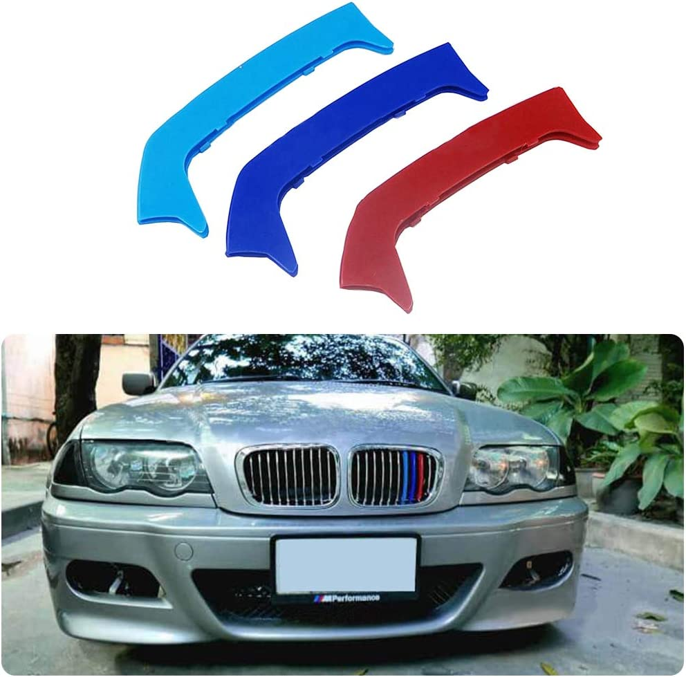 para 98-01 3 Serie E46 Sedan and Touring 3 Colors M Styling Front ...