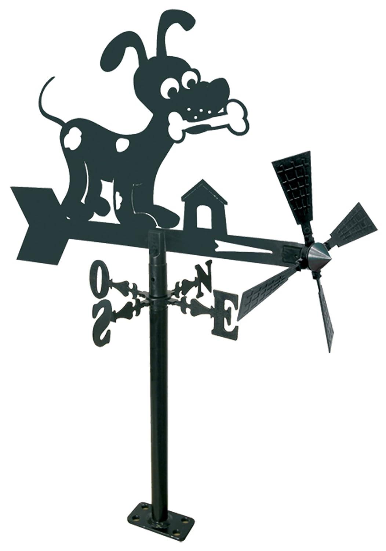 IMEX EL ZORRO 11264 girouette de Jardin avec Chien avec os 480 mm