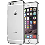 iPhone 6 Case, iPhone 6s Case,NNIUK iPhone 6 Case Crystal Clear Soft TPU Rubber Skin [Anti-Scratch] Ultra Thin Drop Protective Cover for iPhone 6/6s, 4.7 inch