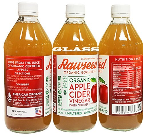 Rawseed Organic Apple Cider Vinegar