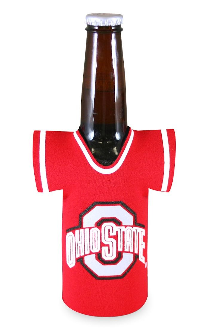 Ohio State Buckeyes Bottle Jersey Holder Quantity of 1