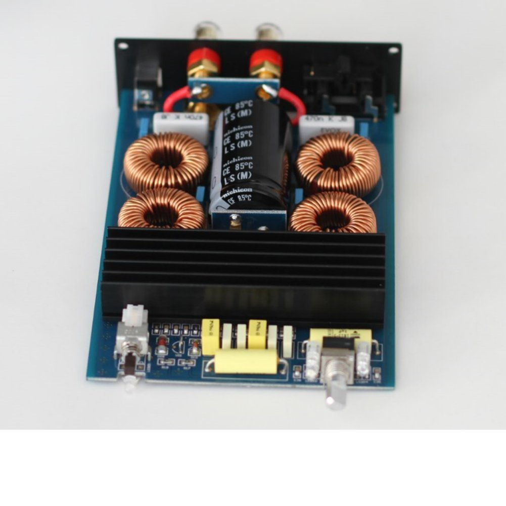 SMSL SA-98E 2x160W Big Power TDA7498E HiFi Stereo Digital Amplifier Black