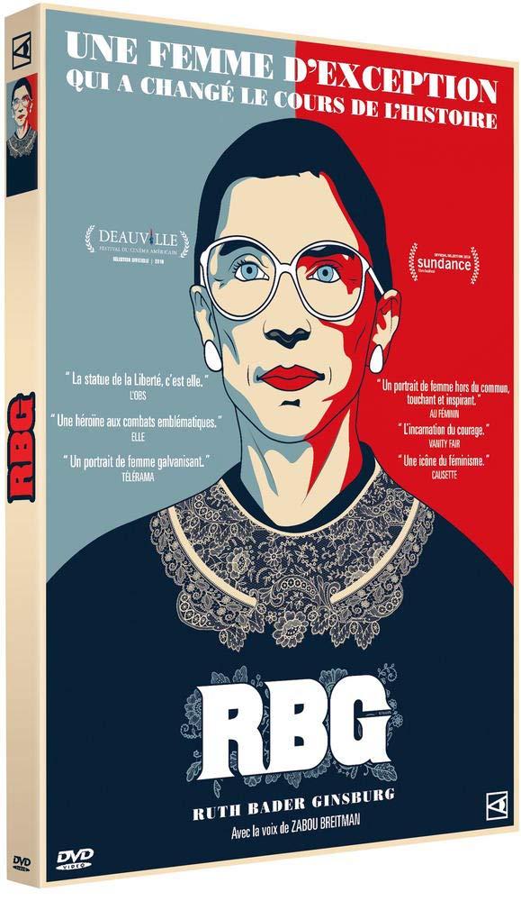 DVD du film RBG