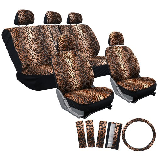 car seat cover animal print - 7
