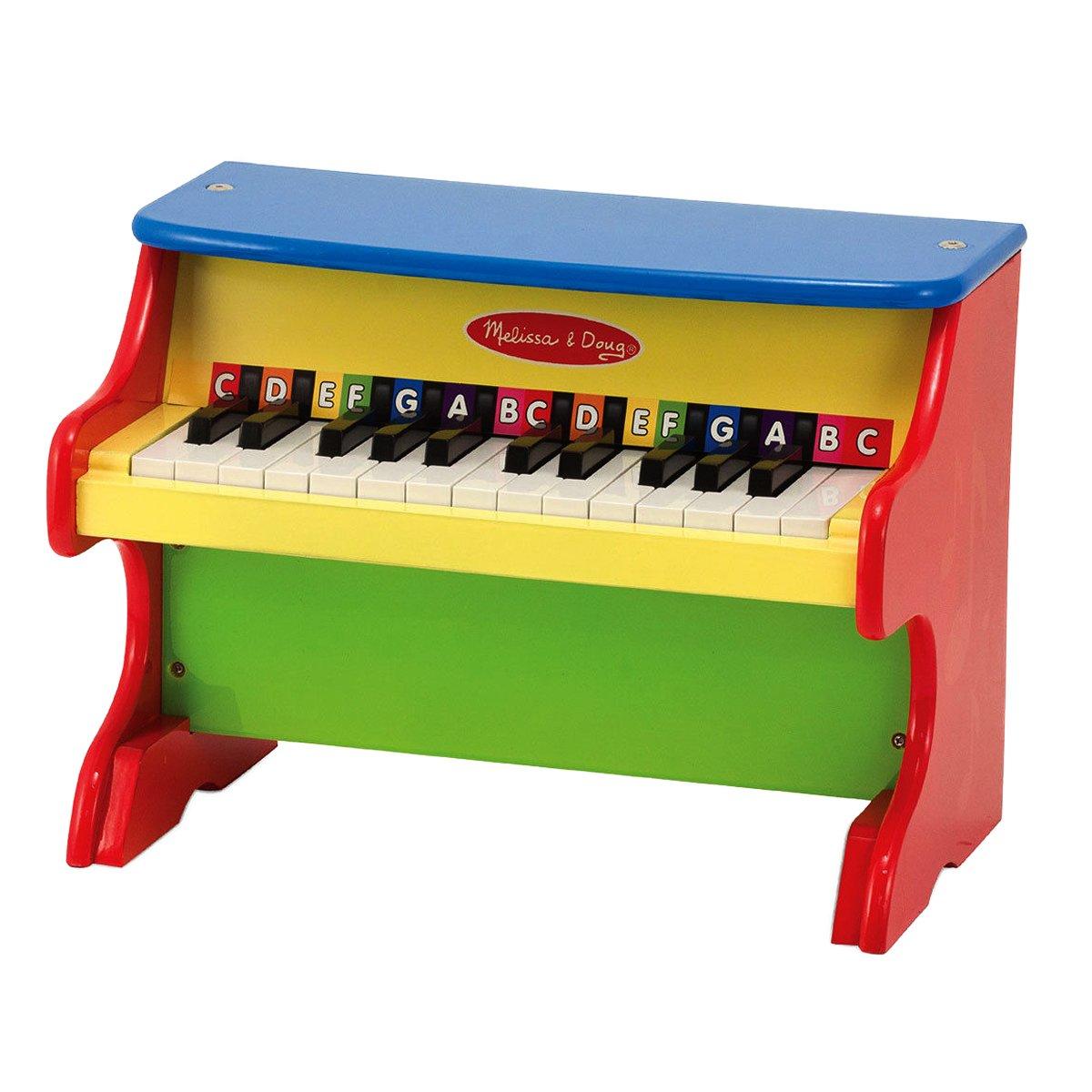 Melissa  Doug Piano para aprender a tocar