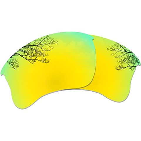 fa03acdcb6 Dynamix Polarized Replacement Lenses for Oakley Flak Jacket XLJ - Multiple  Options