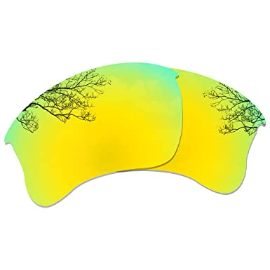 ab0f8cbe904 Image Unavailable. Image not available for. Color  Dynamix Polarized  Replacement Lenses for Oakley Flak Jacket XLJ ...