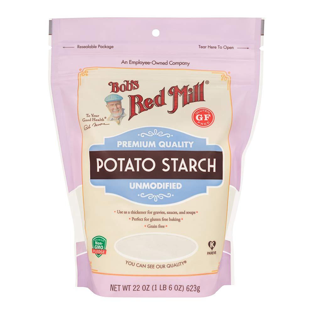 Bob's Red Mill, Potato Starch, 24 Ounce