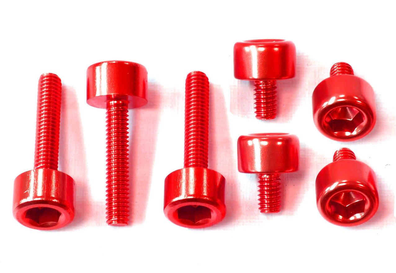 Kit Torniller/ía Tap/ón Dep/ósito Pro Bolt Aluminio TYA155