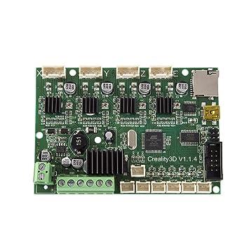 Aibecy Creality CR-10/10Mini Placa Base de Controlador para ...