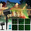 Meerveil Laser Christmas Lights, Laser Christmas Projector