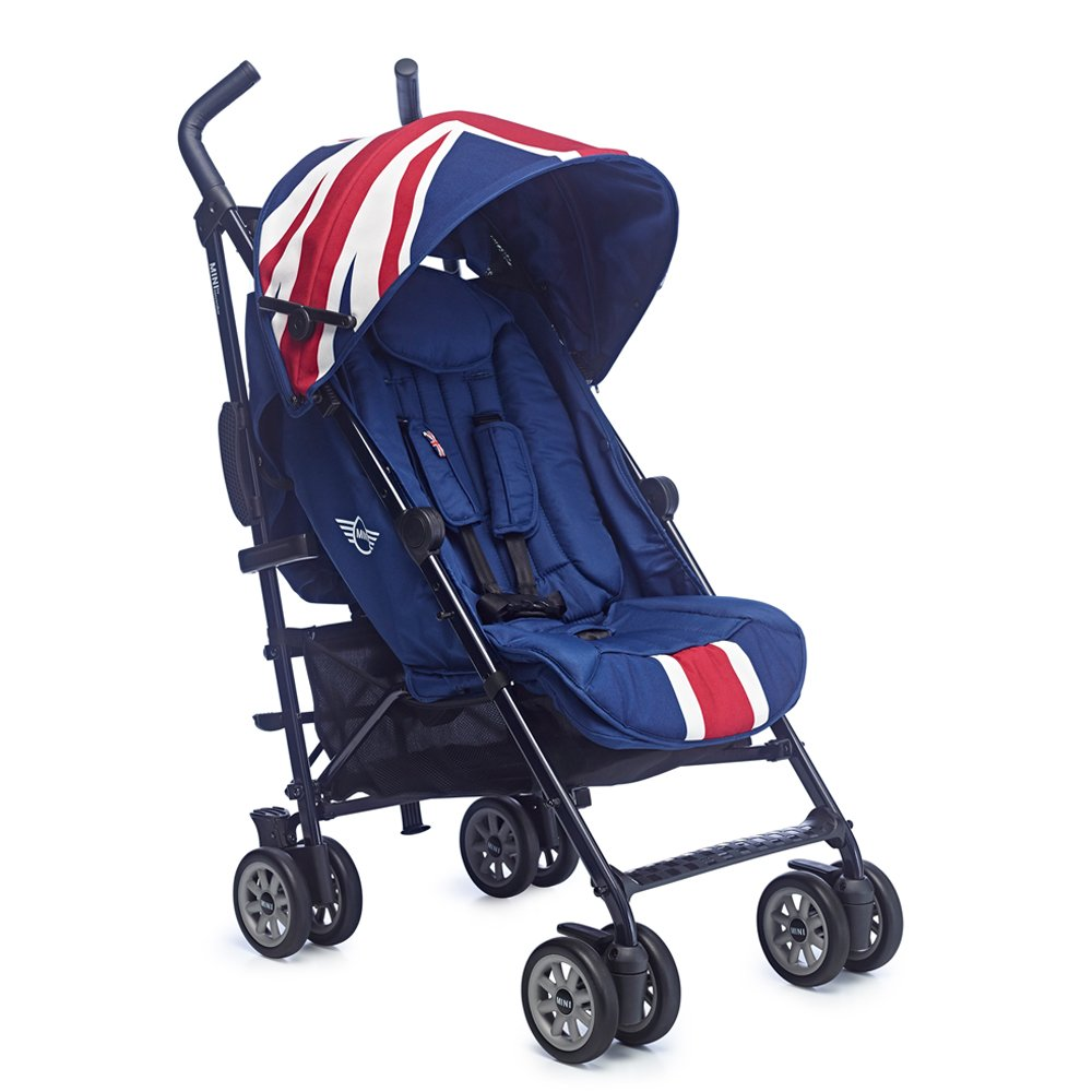 Easywalker Mini Buggy XL Union Jack Classic