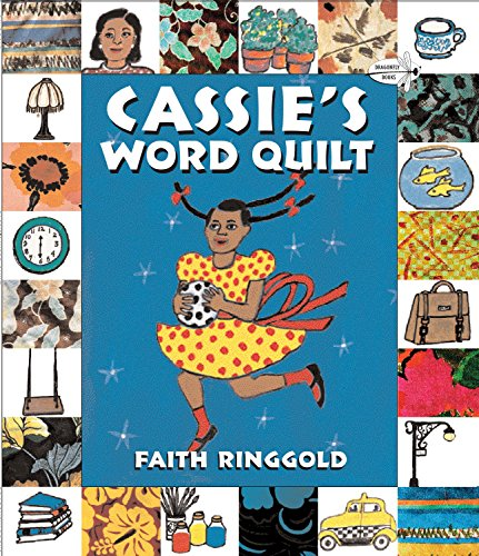 Cassie's Word Quilt (Avenues) - Children Quilt Book