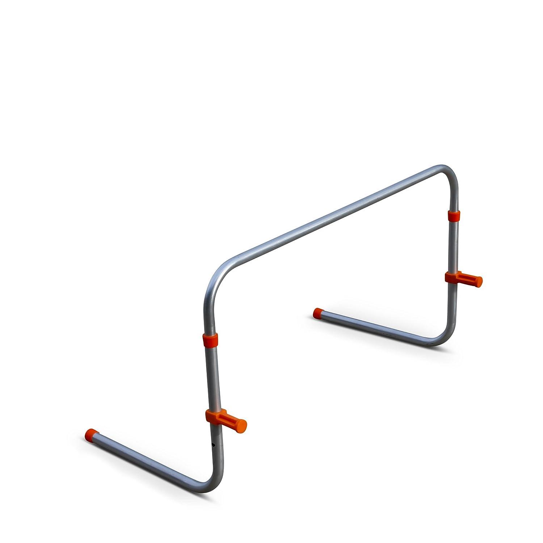 Leichtathletik Trainingshürde Steh-Auf MINI von 40 - 60 cm HAEST