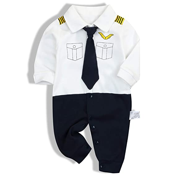 Toddler Baby Boys Gentleman Clothes Party Formal Romper Outfit Jumpsuit Bodysuit