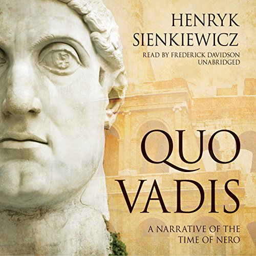 """Quo Vadis - A Narrative of the Time of Nero"" av Henryk Sienkiewicz"