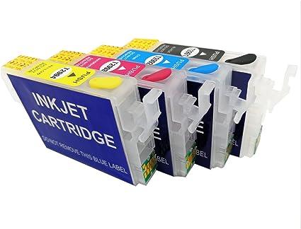 29XL - Cartucho de Tinta vacío Recargable para Impresora ...