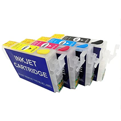 29XL - Cartucho de Tinta vacío Recargable para Impresora Expression Home XP-255 XP-257 XP-352 XP-355 XP-452 XP-455 XP-235 XP-245 XP-332 XP-335 XP-432 ...