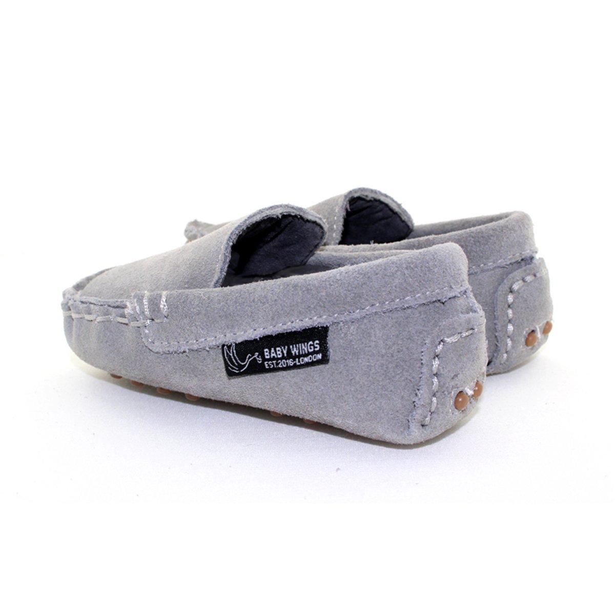 Mocasines zapatos bebe Unisex - Calidad Premium Piel organica 100 ...