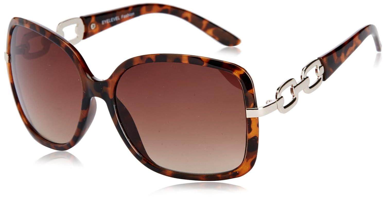 EYELEVEL Damen Sonnenbrille Gr. One size, Braun - Braun