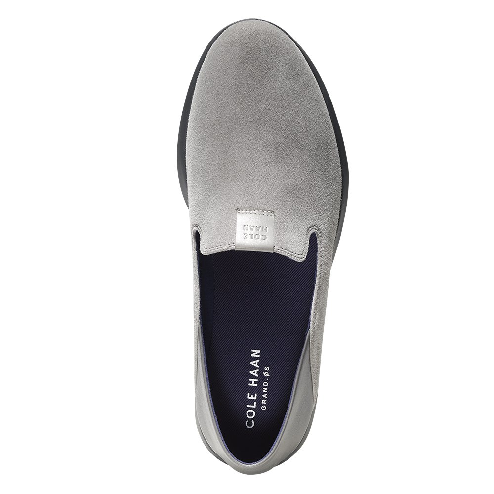 Cole Haan 8 Womens Grand Horizon Slip-On B074V81GSR 8 Haan B(M) US|Ironstone Suede-leather-magnet 1874a2