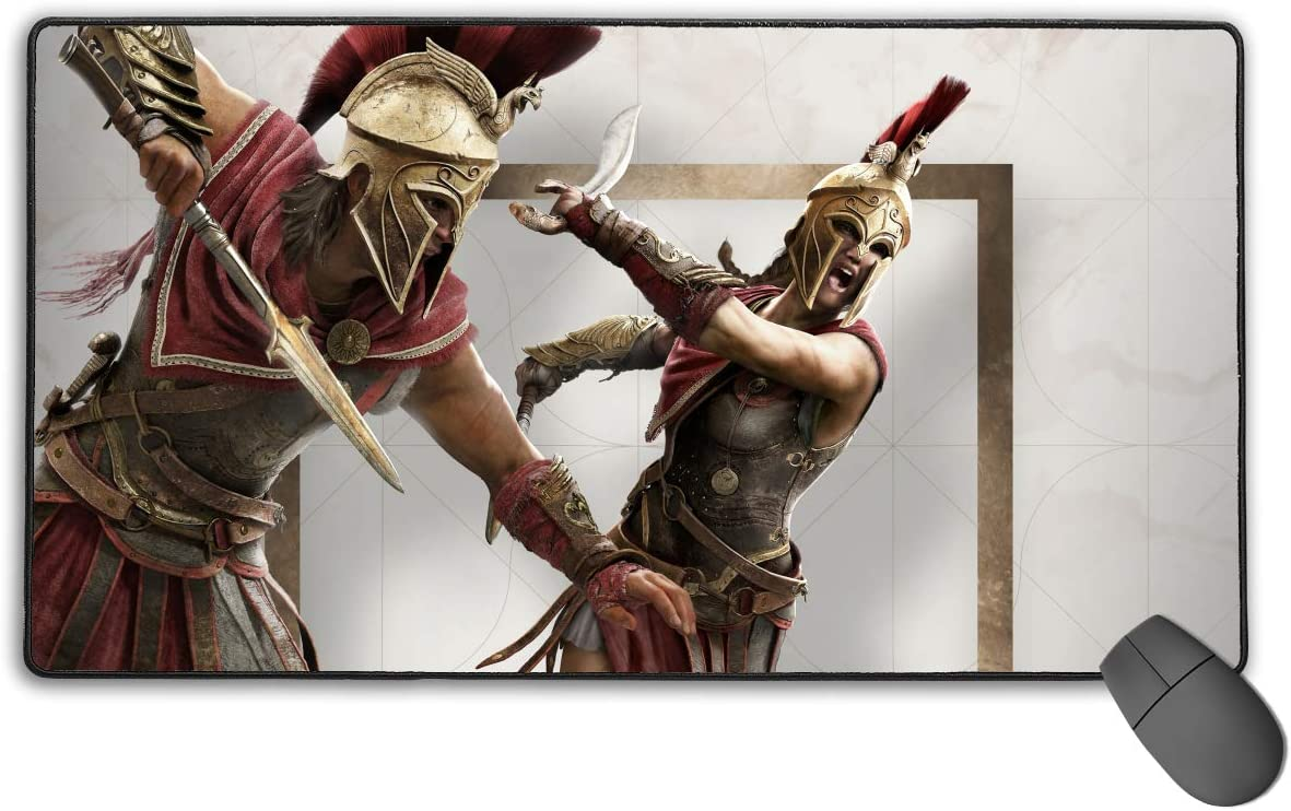 Assassin S Creed Odyssey Hero Alexios And Kassandra Gaming Large