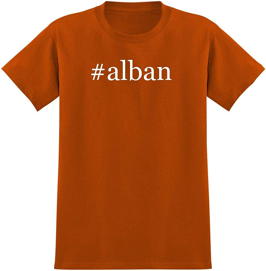 #alban - Soft Hashtag Men's T-Shirt 61pXHJKY3jL